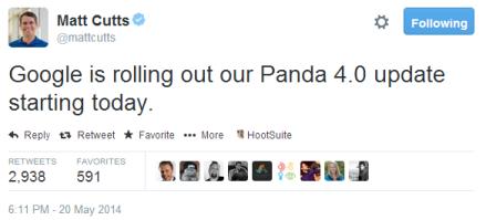 Google-Panda-4-0-cutts-tweet